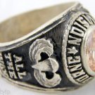 ring vietnam era military war gear collectibles SIZE 10 U.S. 82nd United States