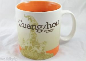 Guangzhou Starbucks Mug City China New 16oz Collector Series Coffee Cup 16 oz a