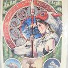 Poster Princess Mononoke Movie Print Yôji Matsuda Yuriko Ishida Art Giant Paper