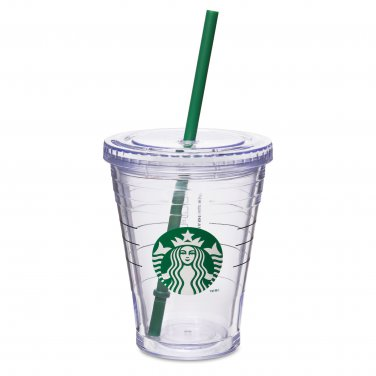 Cold Starbucks Tumbler 12 Oz Cup Coffee 12oz Holiday Travel Tea New Tall Lid a