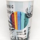 Hong Kong Starbucks Travel Mug Tumbler City Series Coffee Collector 12Oz New Cup