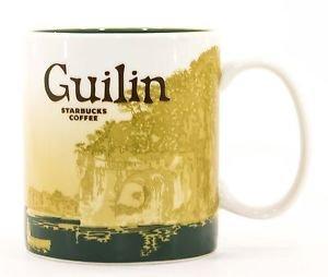 Starbucks Guilin City Collector Series China Coffee Mug 16 Oz New Global Icon...
