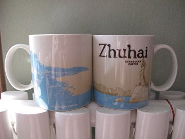 Starbucks Zhuhai City Collector Series Mug China New Coffee Global Icon 16 Oz...