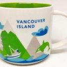 Vancouver Starbucks Island You Here Mug Collector Series Global Icon Collection