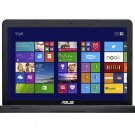 ASUS 15.6-Inch HD Dual-Core 2.16GHz Laptop, 500GB and Optical Drive
