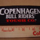 COPENHAGEN BULLRIDERS TOUGH CO. LARGE PATCH