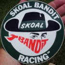 "SKOAL BANDIT RACING 6"" ROUND DECAL GREEN"