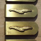 "4-COPENHAGEN/UST/SKOAL EAGLE MONEY CLIP""NEW"""