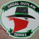 "SKOAL BANDIT""SKOAL OUTLAW SERIES"" LARGE 6.25IN DECAL-RARE"