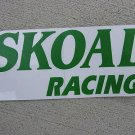 SKOAL RACING DECAL