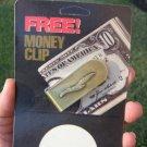 """COPENHAGEN/UST/SKOAL EAGLE MONEY CLIP""""NEW"""""""