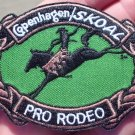 COPENHAGEN/SKOAL PRO-RODEO CLOTH PATCH RARE!