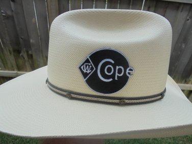 """COOL COPENHAGEN CLOTH HAT PATCH 3"""" x 2.25"""""""