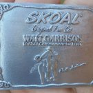 "SKOAL""WALT GARRISON"" MONEY CLIP NEAT! ""NEW/UNUSED"""