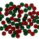 Mini Christmas Buttons -  Plastic Buttons Sewing Supplies