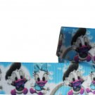 Donal and Daisy Duck Babies Printed Grosgrain Ribbon- DIY