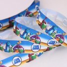 Monsters University Printed Grosgrain Ribbon/Craft Supplies/DIY/5YARDS