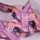 Barbie Friends Printed Grosgrain Ribbon- DIY