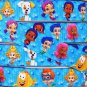 "Bubble Guppies Printed Grosgrain Ribbon 3YARDS/DIY/1""(25 mm) width"