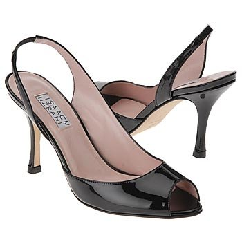 Issac Mizrahi Leather Slingback - Item # EC1039783