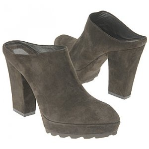 Donna Karen Platform Mule - Item # EC1045029