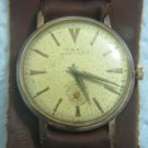 OSAL ANCRE 17 RUBIS GOLD PLATED MEN'S WATCH VINTAGE