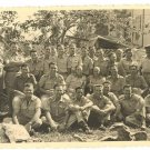 MARCH OF ZAHAL OFFICERS COMMANDERS PHOTO ISRAEL 1955