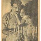 JEWISH SOLDIER & GIRL LIGHTING HANNUKIYA PALESTINE 1941