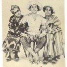 LETTER COVER LARACHE JEWISH COMMUNITY 1937 MOROCCO