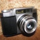 Fujiyama Emi K 35 Camera f=50mm 1:2.8 Lens Japan 1956
