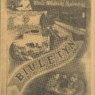 RARE JEWISH BULLETIN NEWSLETTER POLAND 1947