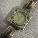 Artisan Gold & 925 Sterling Silver Jewelled Bracelet watch Israel