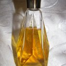 Vintage INTRIGUE BLANCHARD 4 oz perfume