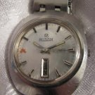 Vintage Ricoh Stainless Automatic 21J Men's Watch & Band