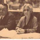 HENRIETTA SZOLD, SELIG BRODETSKY 16th Zionist Congress