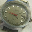 VINTAGE RENIS TV DIAL 25 JEWELS AUTOMATIC DATE MENS WATCH SWISS