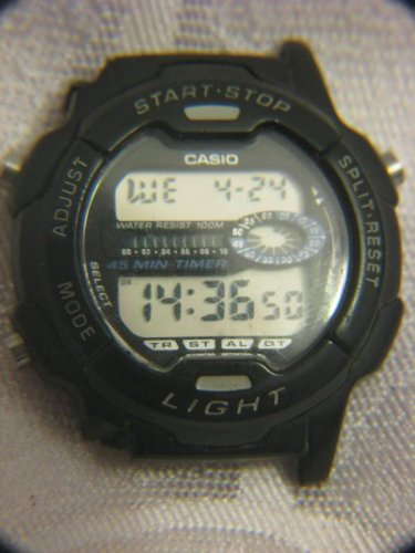 Casio W-731H men's watch