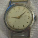 BELLEVUE VINTAGE S/S MECHANICAL GENT'S WATCH ~ SWISS