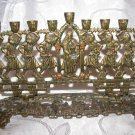 Maccabees The ancient Jewish heroes ~ Hanukkah Menorah Lamp by TAMAR Israel