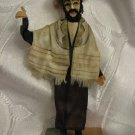 RABBI 1960 Hand made doll Israel