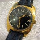 USSR Vostok Komandirskie Chistopol Gold Filled Mechanical Men's Watch