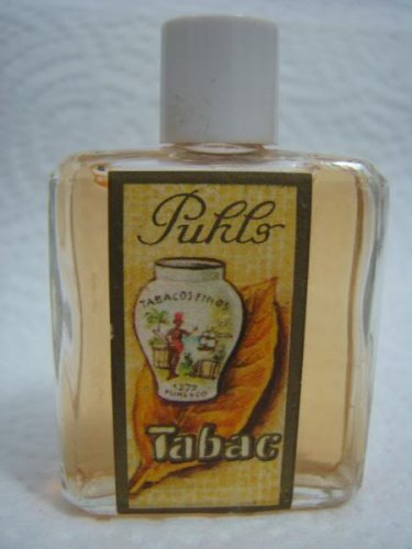 VERY RARE TABAC by PUHLS Perfume Western Germany
