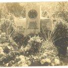 ARENSDORF FALLEN FOR GERMAN REPUBLIC REAL PHOTO PC 1927