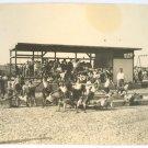 CHILDREN SHOW SUKKOT TEL AVIV PALESTINE PHOTO 1920s / AVRAHAM SUSKIN