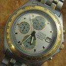 CITIZEN Titanium Chronograph GN-4-S Two Tone Watch