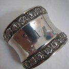 19TH CENTURY FRENCH STERLING SILVER NAPKIN RING