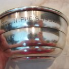 FRENCH SILVER CHRISTOFLE LTCL music diploma II.PREIS 1934 BOWL