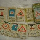 """TRANSPORT LAWS EDUCATIONAL CARD GAME ISRAEL by """"CHAIM"""" BOOKS COMPANY"""