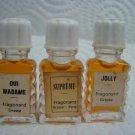 OUI MADAME * SUPREME * JOLLY by Fragonard Grasse