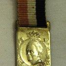 QUEEN WILHELMINA OF THE NETHERLANDS 1898-1948 MEDAL